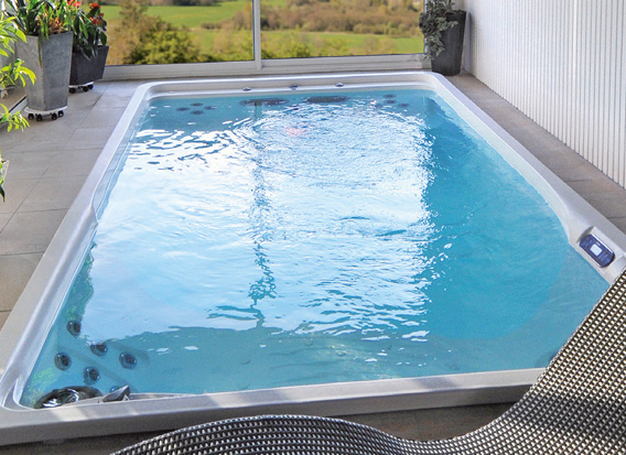 Coque mini piscine Premium 4,25m x 2,15m