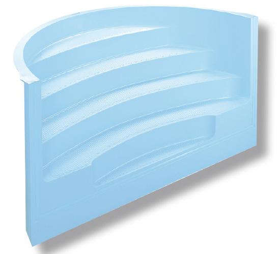 Escalier-Piscine-Acrylique-Roman-Classic-5marches