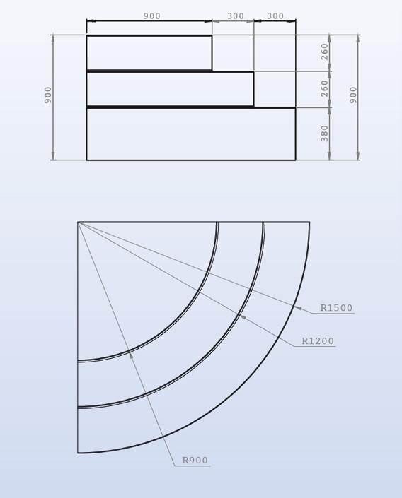 escalier piscine sur liner lest domcomposit. Black Bedroom Furniture Sets. Home Design Ideas