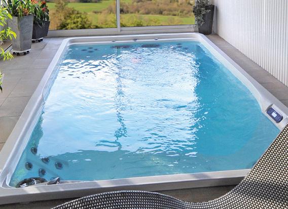 Coque mini piscine Premium 4,25m x 2,15m